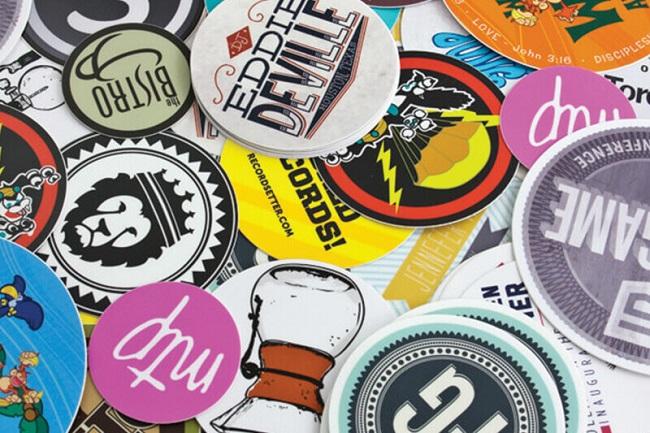 in sticker dán